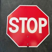 StopSlowSign