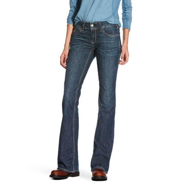 FR Women's Duralight Ella Jeans-Azurite